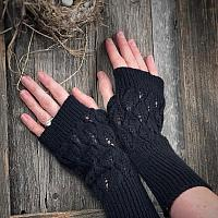 Black Storm Hand Warmers