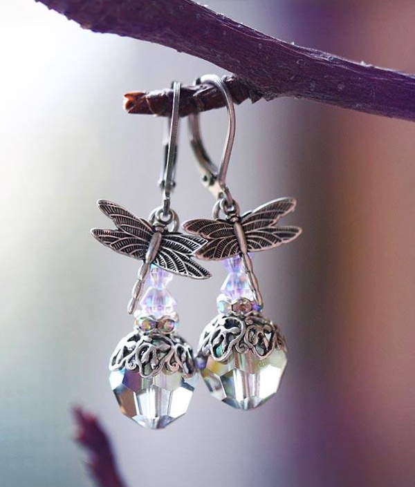Prelude to Spring Earrings