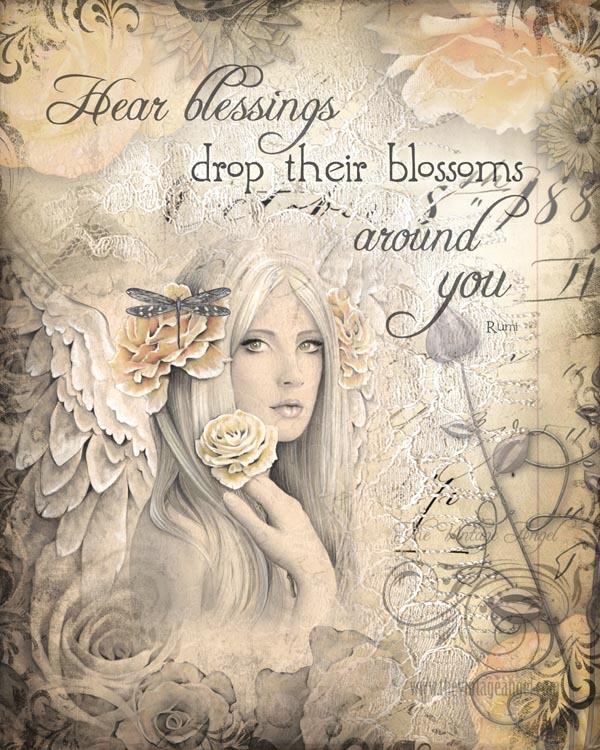 Hear Blessings Print
