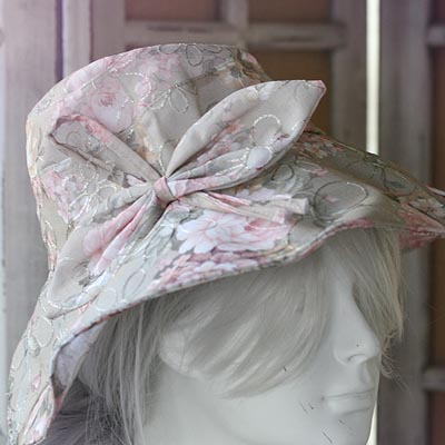 Antique Garden Sun Hat