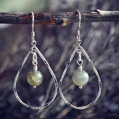 Earth Walker Earrings