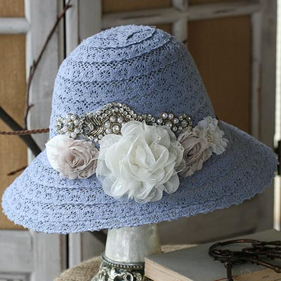French Boutique Sun Hat