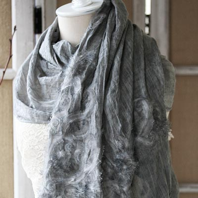 Grey Lady Scarf