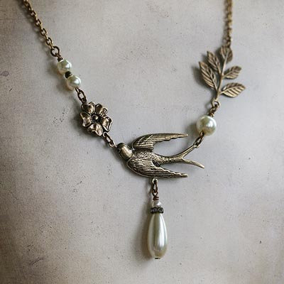 Meadowlark Necklace