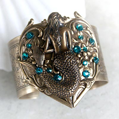 Mystic Mermaid Cuff