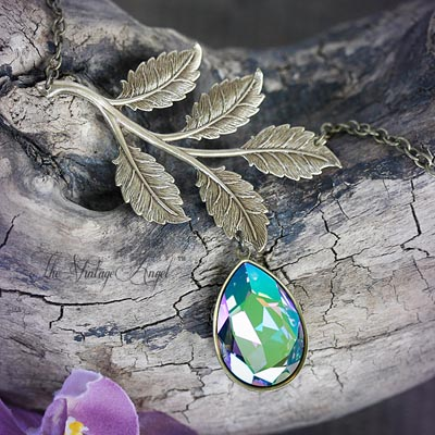 Mystic Garden Necklace