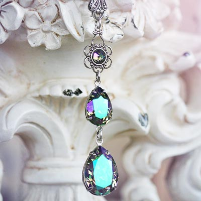 Spring Crystals Necklace