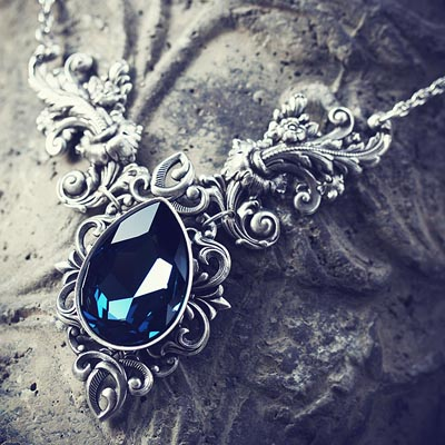 Night Rain Necklace