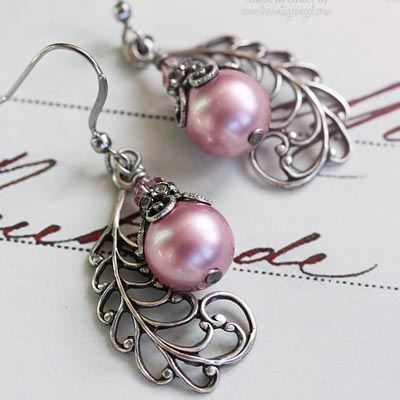 Pink Sugar Earrings