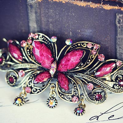 Primrose Hair Barrette