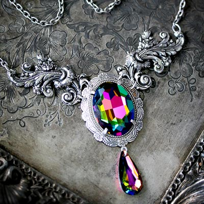 Reverie in Color Necklace