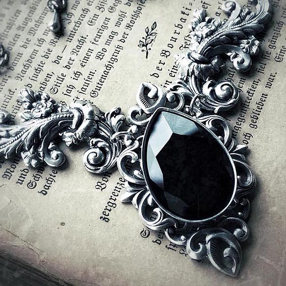 Dark Storm Necklace