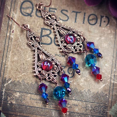 True Colors Boho Earrings