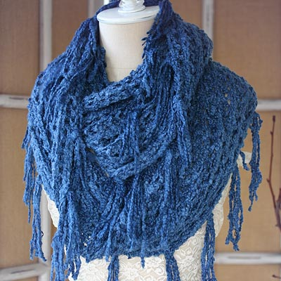 Winter Twilight Scarf
