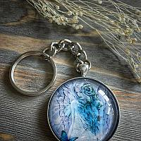 Essence of Faith Keychain